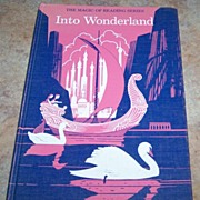 Book / Reader Into Wonderland The Magic of Reading Series