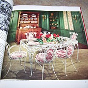 Ladies Home Journal Book of Interior Decoration C. 1957