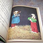 SALE Three Little Puppies Tip Top Elf Book Rand McNally