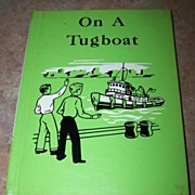 On A Tugboat MacMillan Reader School Text Book