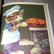 THE Little Kittens A Real Live Animal Book Photos Harry Whittier Frees