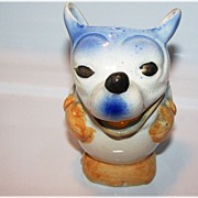 Mickey Mouse Pottery Pitcher / Creamer MIJ