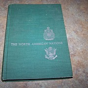 H.C. Book The North American Nation