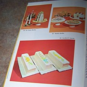 Decorating Cakes and Party Foods Baking Too H.C. Book C. 1969
