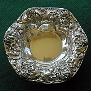 Gorham Sterling Art Nouveau Bowl