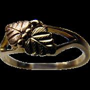 10K Black Hills Gold Coleman & Co. Ring