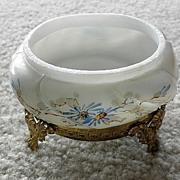 Wavecrest Open Dresser Jar C.F. Munroe Company