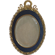 Antique French Dore Bronze Frame