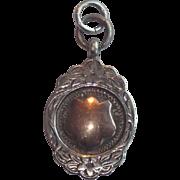 SALE Sterling  Fob/ Medal , Birmingham England , C. 1923