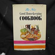 1963 The  New Good Housekeeping Cookbook