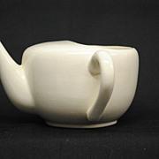 Vintage Porcelain Invalid/Baby Feeding Dish - Germany