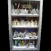 Original Micro Mini Star Wars Figures (27)