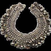 Anklet Bells, Afghan Bracelet, Vintage Kuchi, Belly Dance, Bollywood, Gypsy, Festival Jewelry,