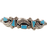 Turquoise Cuff, Sterling Silver, Vintage Bracelet, Native American, Cuff Bracelet, Carved Ston