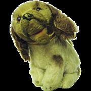 Miniature Mohair Toy Dog For Doll - Cocker Spaniel