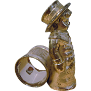 Figural Napkin Ring Kate Greenaway Reissue