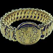 Child's Vintage Carmen Expandable Sweetheart Bracelet
