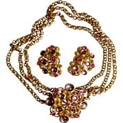 Barrera for Avon Fabulous Vintage Designer Necklace