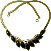 Trifari Classic Vintage Choker Necklace