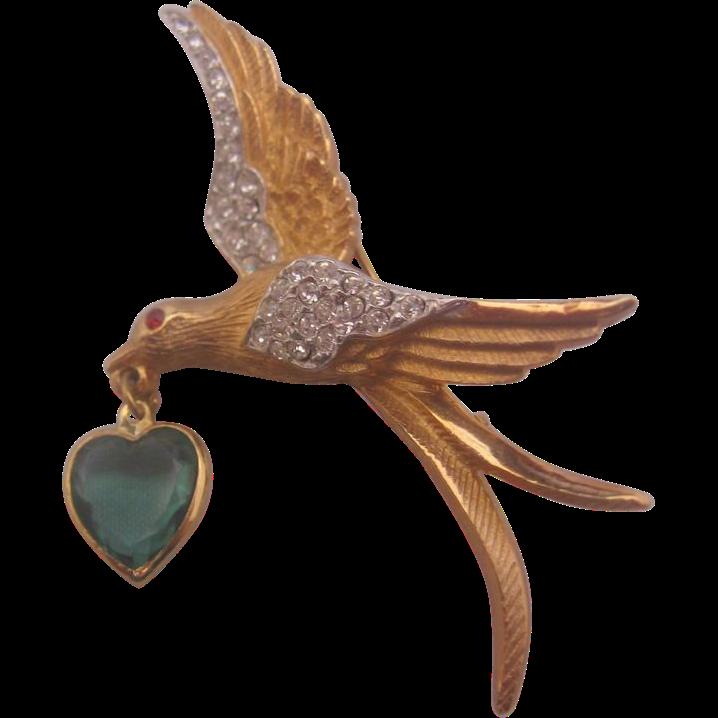 Vintage Bird Pins 49