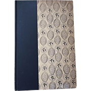 Vintage 1950 Hardcover Book Selected Tales of Guy De Maupassant Illustrated