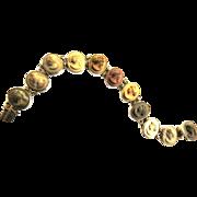 SALE Late 1800s Cameo Bracelet Victorian Era