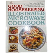 The Good Housekeeping Illustrated Microwave Cookbook
