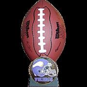 SOLD Hallmark Minnesota Vikings Keepsake Christmas Ornament - NFL Collection 2000