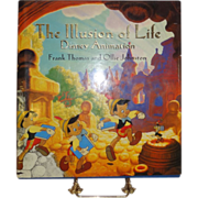 SALE The Illusion of Life Disney Animation by Frank Thomas and Ollie Johnston