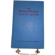 The American Woman's Cook Book Edited by Ruth Berolzheimer c. 1949