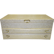 Vintage Large Buxton Jewelry Box
