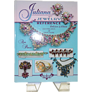 SALE RARE Juliana Jewelry Reference DeLizza & Elster Identification and Value Guide by Ann ...