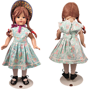 SALE Effanbee Little Lady Composition Doll 18 inch