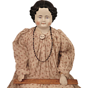 32 inch ABG 1870s China Doll with Kintzbach Hands