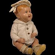 SOLD 10 inch Parsons Jackson Biskoline Baby Doll c.1913-14