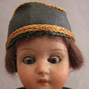 "SALE 6"" Heubach Koppelsdorf 250 Boy w/ Original Costume"