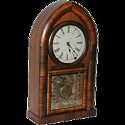 REDUCED American, Wm.L.Gilbert & Co. Beehive Mantel Clock