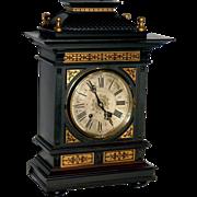 SALE Antique German Bracket Style Mantel Clock