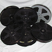 SOLD Original Top Gun 35mm Theater Movie Film Tom Cruise