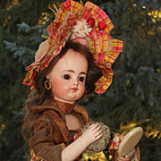 ~~~ Rare French Musical Automaton by Gustav Vichy / 1885 ~~~