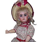 ~~~ Pretty small Bebe from Maison Jumeau ~~~