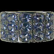 SALE 14k Natural Tanzanite Ring-14k-Size 7.