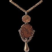 Ornate Victorian Pendant