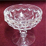 Vintage Fostoria - American Pattern Low Sherbet Glass