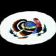 Vintage 1950's Made in Japan Turkey Platter