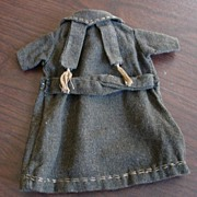 SALE PENDING Sturdy Little Tweed Doll Coat~Free US Shipping!