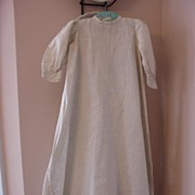 REDUCED Lovely Long Calico Baby Gown~Pristine Condition