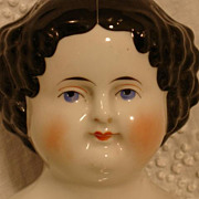 REDUCED Beautiful Kestner China Head Doll with Fab Body