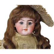 "REDUCED Gorgeous 25"" Simon & Halbig Character Doll"