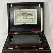 SOLD Antique Neo-Cyclostyle Duplicating Apparatus - 1881